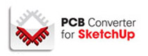 PCB Converter for SketchUp